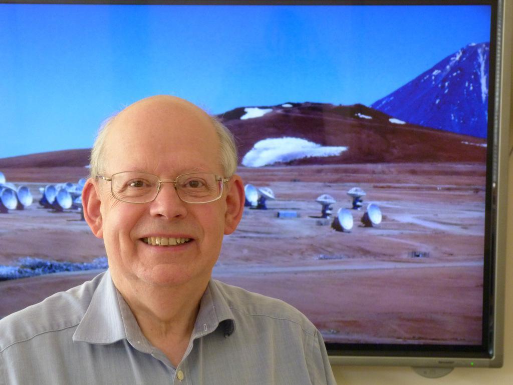 Prof Richard Hills, Emeritus Professor of Radio Astronomy, elected to the Fellowship of the Royal Society.